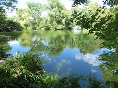 Birmingham Heritage Week - Moseley Hall Estate - Moseley Park - Moseley Pool