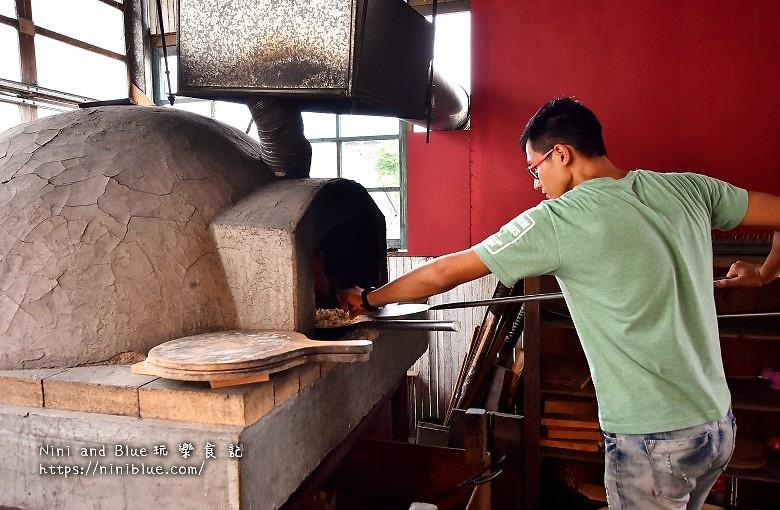 宜蘭安平冰店窯烤披薩DIY24