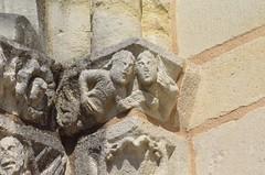 Châtillon-sur-Indre (Indre), église