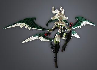 Commission: Final Fantasy Garuda