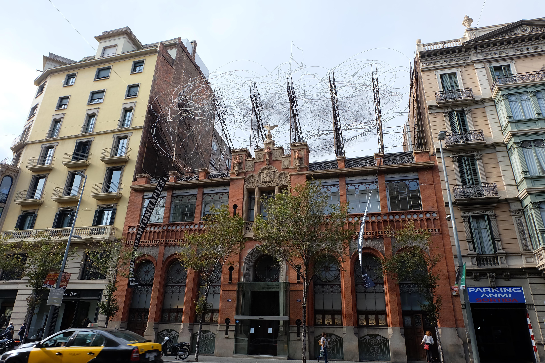 Barcelona - Fundació Antoni Tàpies