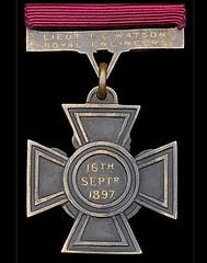 Watson Victoria Cross