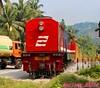 BB 204 16 SLM feat Singkarak tourism train