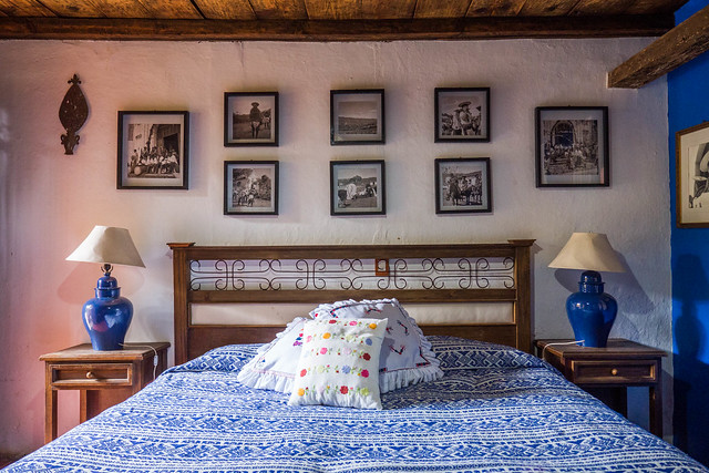 Casa Na Bolom, San Cristobal de las Casas - Huixtan Room-3.jpg