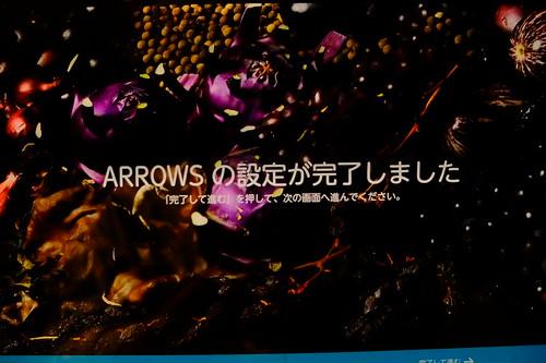 Arrows Tab F-03G 28