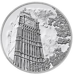 Royal Mint Big ben coin