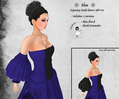 Dynasty_Blue Sleeve Add on ad