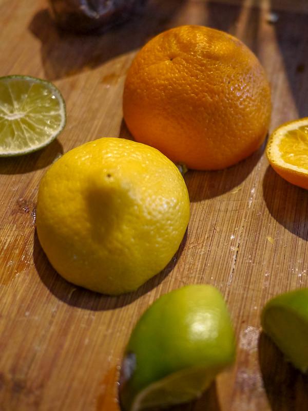 The citrus