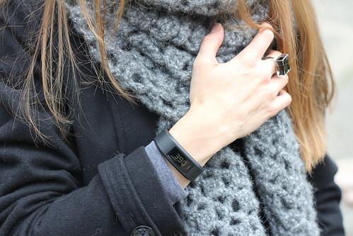 {Sport} J'ai testé le bracelet Vivofit de Garmin