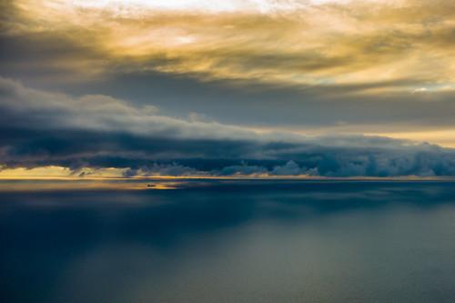 leica morning blue light sky sun nature water colors clouds sunrise copenhagen denmark gold flying ship natural swiss aviation air northsea romantic scandinavia ostsee calmness m9 summiluxmf1435asph