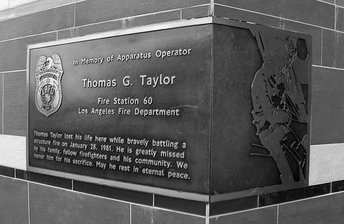 Thomas G. Taylor Memorial (0933)