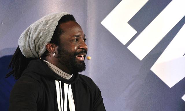 Marlon James NYPL Live 2014-12-15