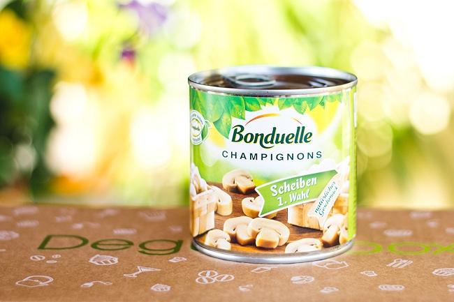Degustabox, Bonduelle