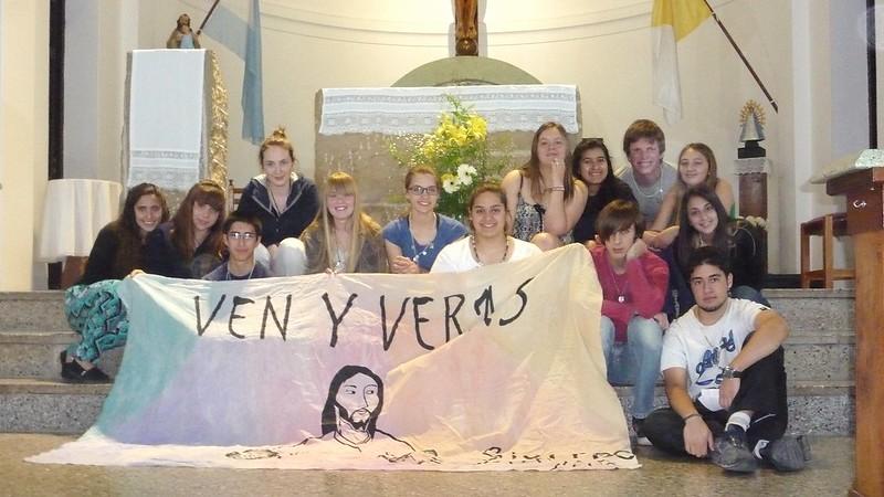 Ven y Verás, un grupo misionero que busca difundir valores a través de la fé