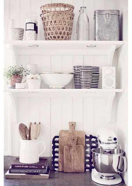 wednesday white kitchen detail