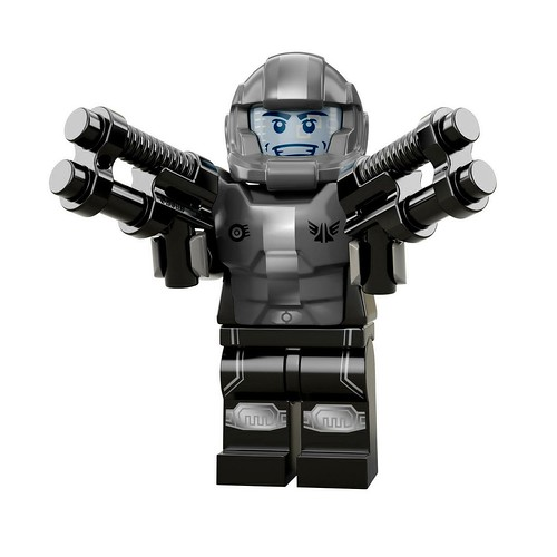 71008 Collectable Minifigures Series 13 Galaxy Trooper