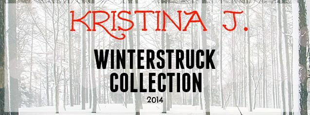 kristina j design winterstruck 2014