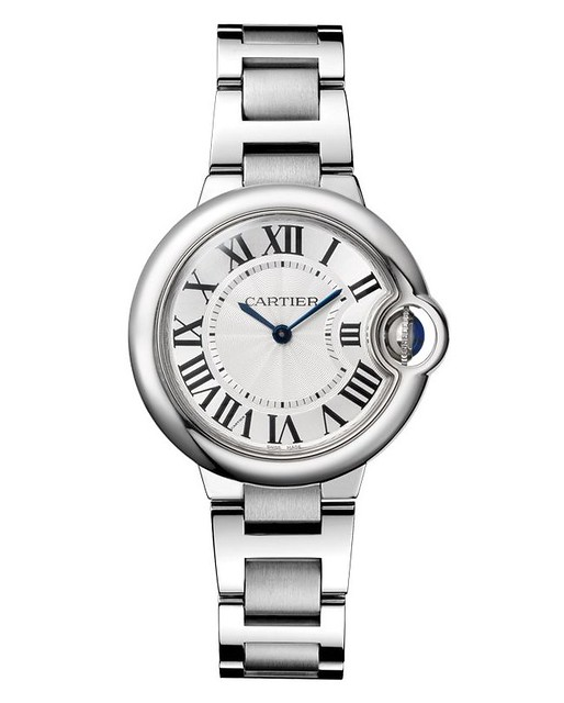 Cartier Ballon Blue Watch