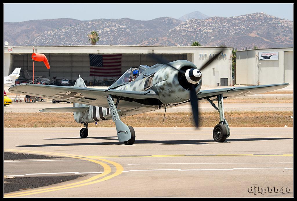 SEE/KSEE Private Flug Werk FW-190A-8/N NX190RF