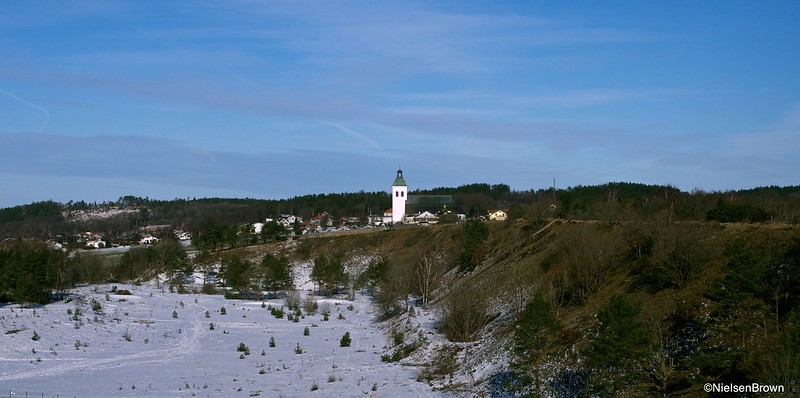Fjärås Church and Backe-imp