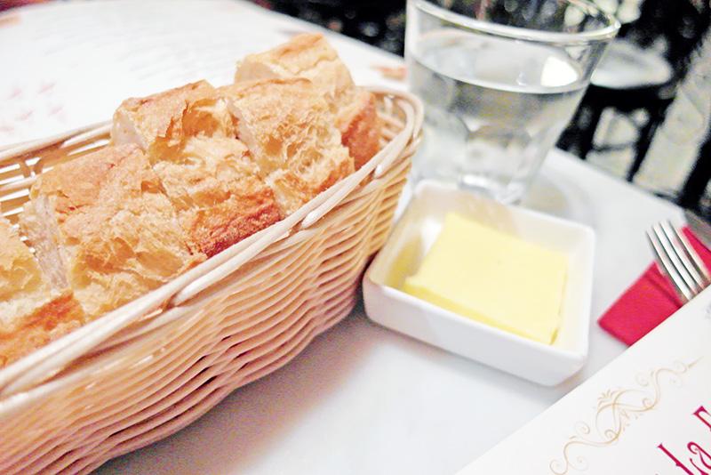 bread -Bistro du Vin