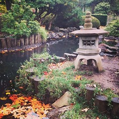 Japanese Garden in #Longview #WA #nobikes