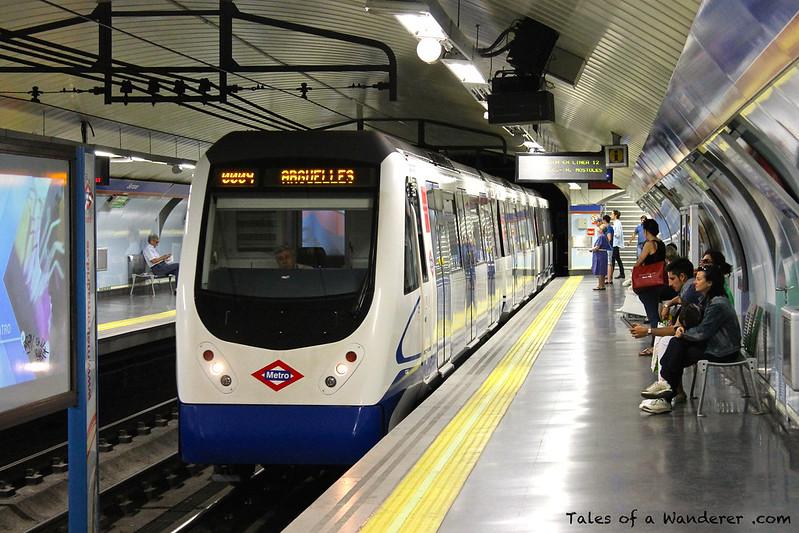 MADRID - Metro de Madrid