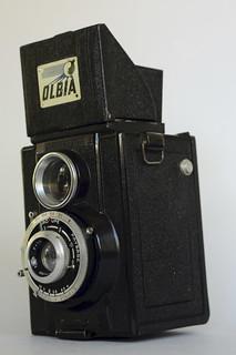 Olbia Type IV—Olbia with Roussel Trylor in Gitzo 200 shutter (thin rim) (Olbia 2) 2