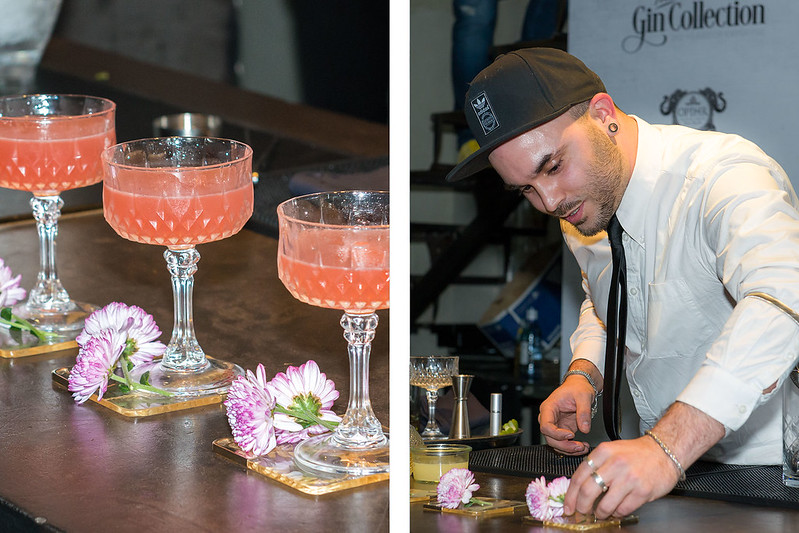 "Borja Mauriz: Ganador ""The Gin Collection Contest"""