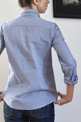 Gingham Aimecommemythique Shirt Toille