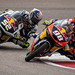 Danny Kent and Karel Hanika, Moto3