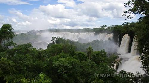 【写真】2015 世界一周 : イグアスの滝・アッパートレイル/2021-03-24/PICT7444