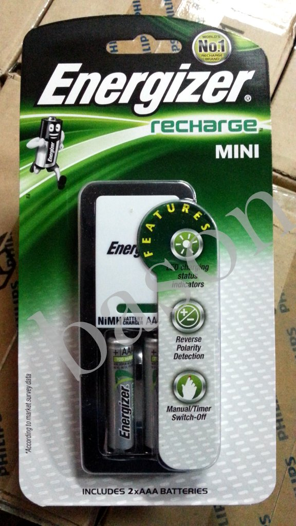 Baterai / Charger ENERGIZER | Rechargeable | Alkaline