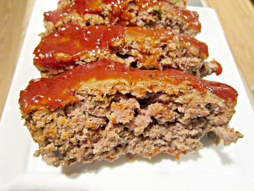 Venison Meatloaf
