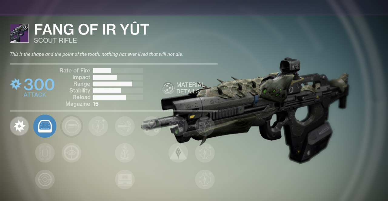 Destiny Fang of Ir Yut