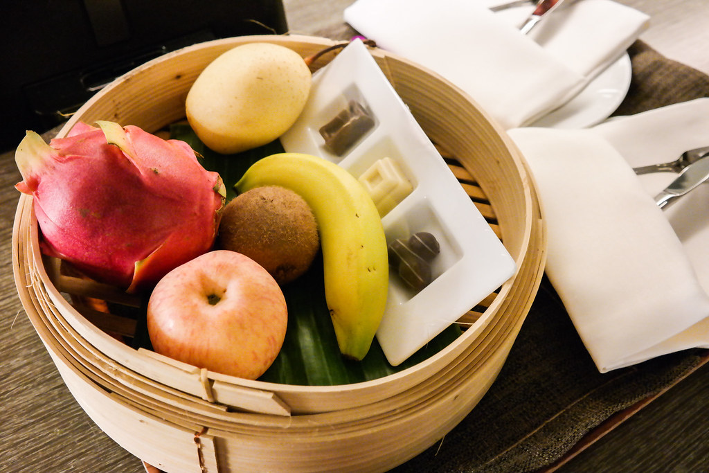 Novotel Hong Kong: Fruit Basket