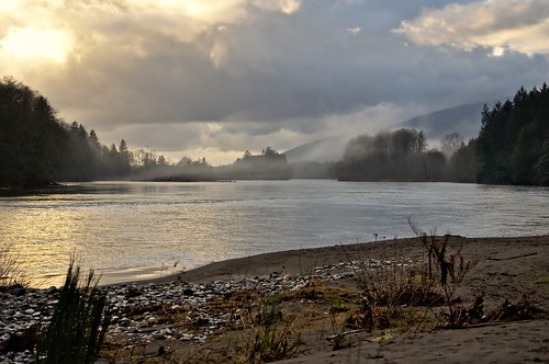 Skagit River from Rasar State Park