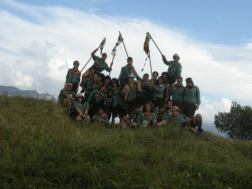 Campo Estivo 2007 - 2008