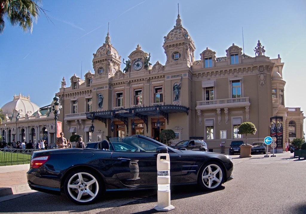 Монако. Казино