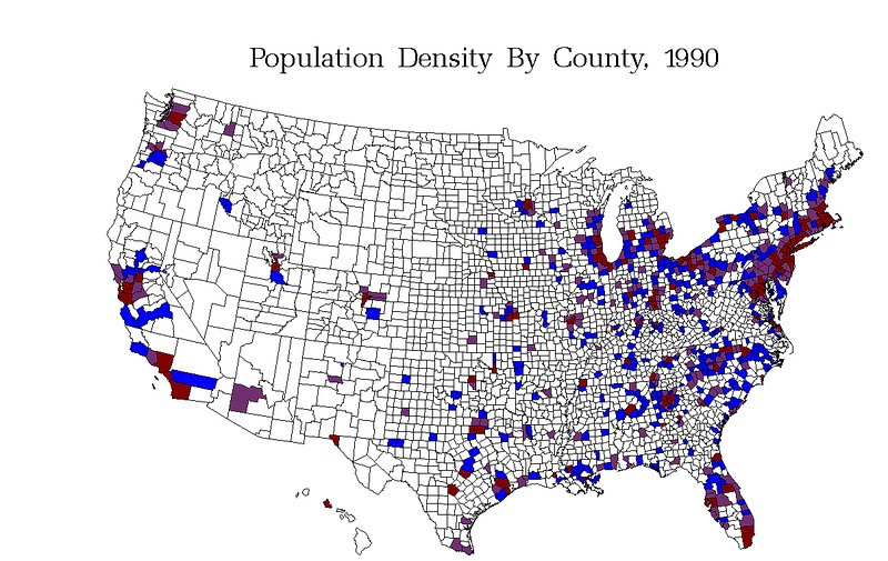 10population Density The Less People The Better