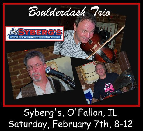 Boulderdash Trio 2-7-15