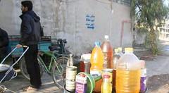 تجارة المازوت أسرع طريق للثراء في سوريا
