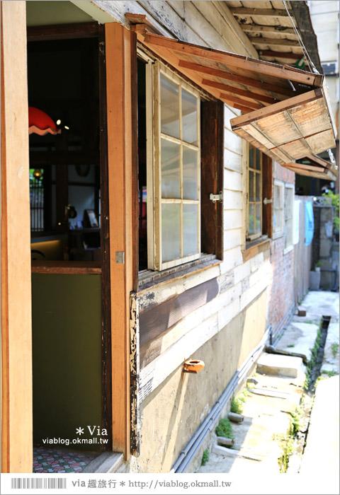 【台中老宅餐廳】台中下午茶~拾光機。日式老宅的迷人新風情,一起文青一下午吧!52