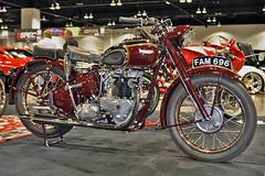 1947 Triumph 498cc