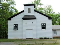 Ebenezer Baptist Church, Nelson County Va