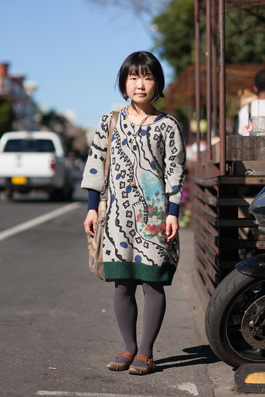 kyoko Quick Shots, San Francisco, street fashion, street style, Valencia Street, women