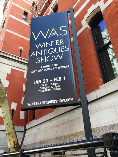 Winter Antiques Show Preview (1)