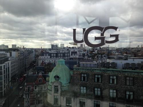 ugg aw15 london fashion week