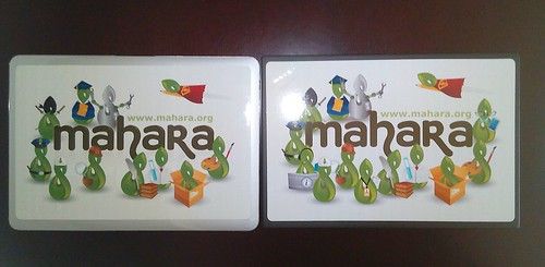 Mahara community then and now