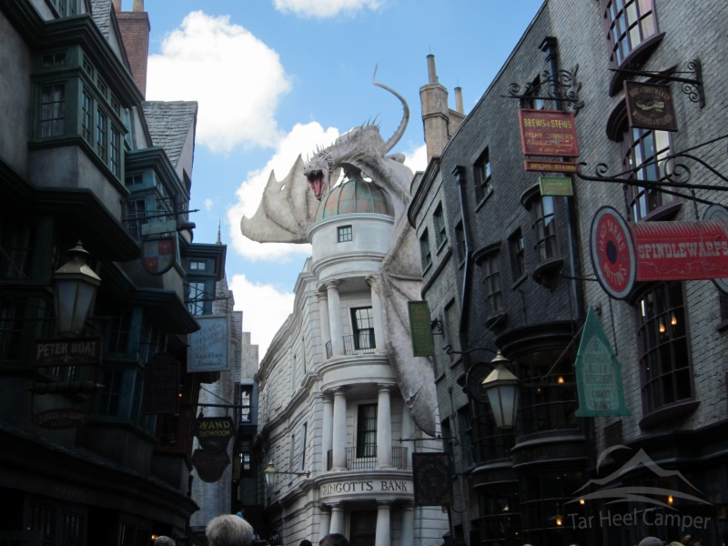 Wizarding World of Harry Potter - Diagon Alley